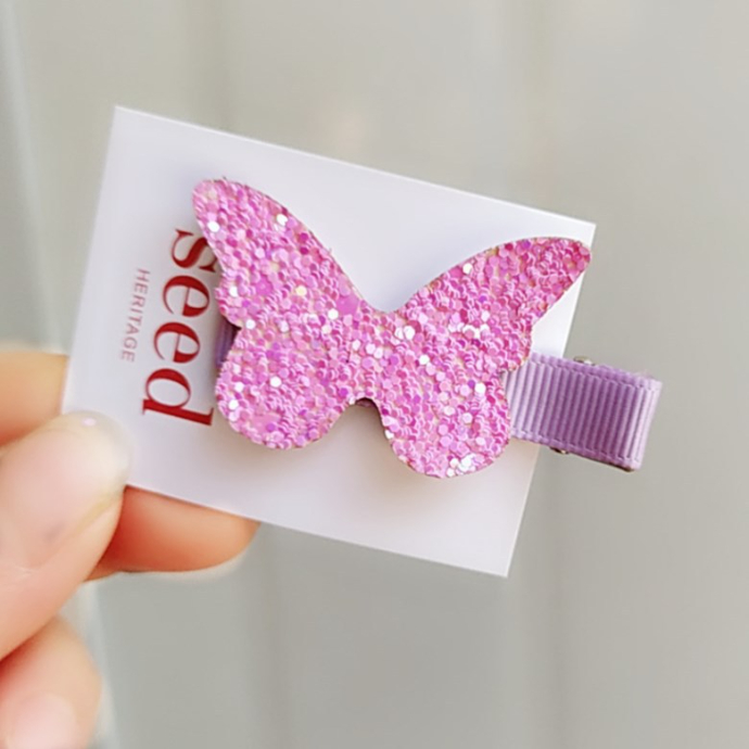 Hair Accessories (PURPLE) (ONE SIZE)