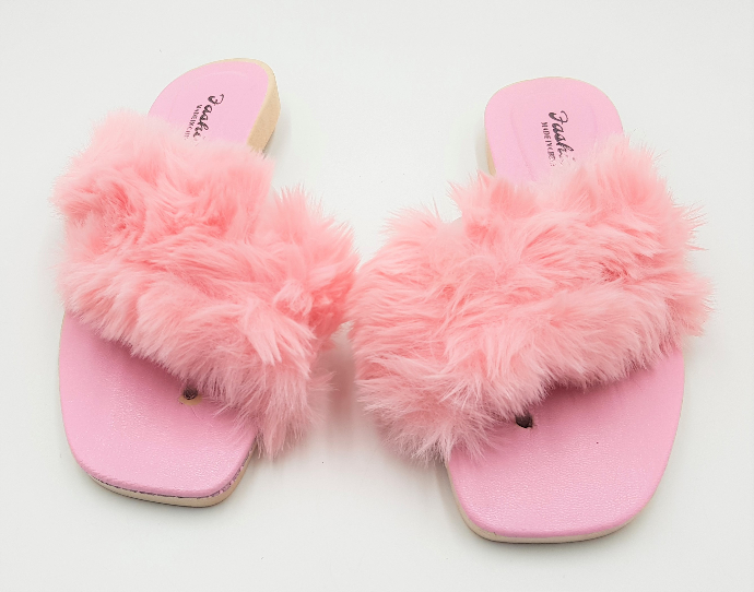 Ladies Slippers (PINK) (37 to 41)