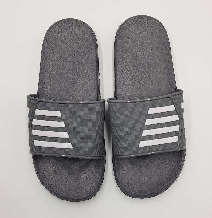 Mens Slippers (GRAY - WHITE) (40 to 45)