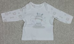 Boys Long Sleeved T-shirt (1 to 36 Months)