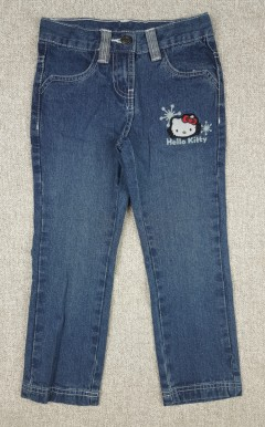 disney HELLO KITTY Girls Jeans (2 to 14 Years )