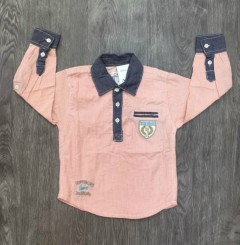 PM Boys Shirt (PM) (2 to 5 Years)