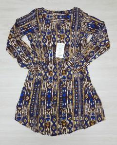 TIC LC WAIKIKI Womens Long Sleeved Shirt (TIC) (S - M - L - XL - XXL)