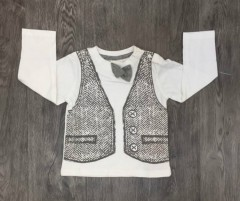 PM Boys Long Sleeved Shirt (PM) ( 3 to 24 Months )