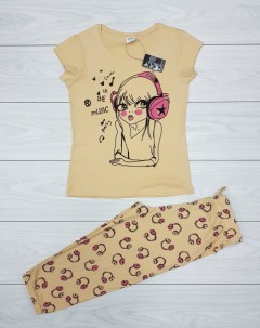Deina Womens Pyjama Set (M - L - XL - XXL)