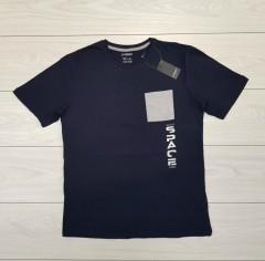 LIVERGY Mens Pyjama Top (NAVY) (S - M - L - XL)