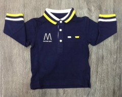 PM Boys Long Sleeved Shirt (PM) (6 to 36 Months)