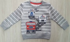MAL Boys Long Sleeved Shirt (MAL) (12 Months to 6 Years)