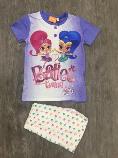 PM Girls T-Shirt And Shorts Set (PM) (3 to 7 Years)