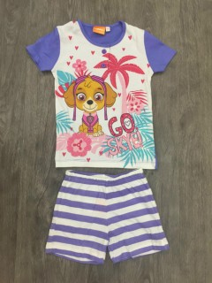 PM Girls T-Shirt And Shorts Set (PM) (3 Years)