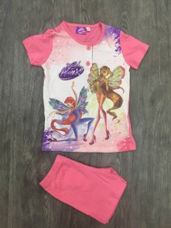 PM Girls T-Shirt And Shorts Set (PM) (3 to 5 Years)