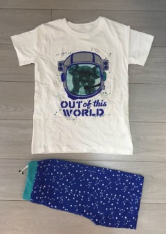 PM Girls T-Shirt And Shorts Set (PM) (3 to 9 Years)