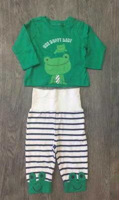 PM Boys Pyjama Set (PM) (NewBaby to 12 Months)