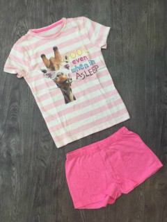 PM Girls T-Shirt And Shorts Set (PM) (2 to 6 Years)