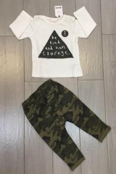 PM Boys Pyjama Set (PM) (3 to 18 Months)