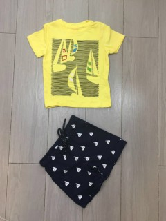 PM Girls T-Shirt And Shorts Set (PM) (1.5 to 8 Years)