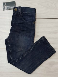 BASIC Boys Jeans (NAVY) (LP) (FM) (4 to 14 Years)