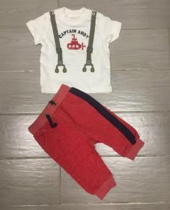 PM Boys Pyjama Set (PM) (3 to 12 Months)