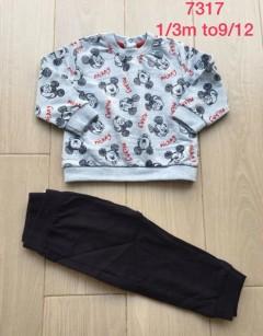 PM Boys Pyjama Set (PM) (NewBorn to 12 Months)