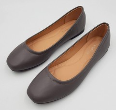 CLOWSE Ladies Shoes (DARK GRAY) (36 to 41)