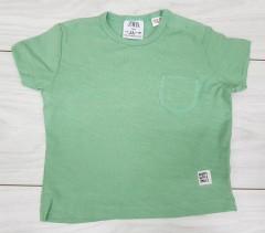 ZARA Boys T-Shirt (LIGHT GREEN) (3 to 24 Months)