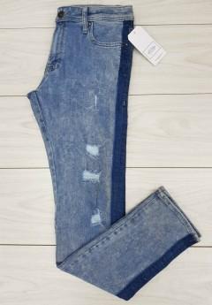 JACK JONES Mens Jeans (BLUE) (32 to 34 EUR)
