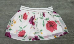 GENERIC Girls Skirt (WHITE) (6 to 14 Years)