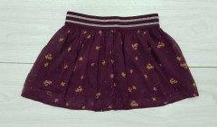 GENERIC Girls Skirt (DARK RED) (5 to 16 Years)