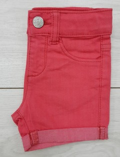 Girls Short (DARK PINK) (1 Years - 2 Years - XXS - XS - S - M - L - XXL - 3XL)