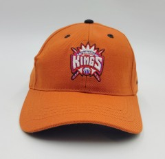 SACRAMENTO KINGS Mens Cap (DARK ORANGE) (Free Size )