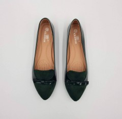 CLOWSE Ladies Shoes (OLIVE) (36 to 41)
