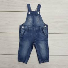 Girls Romper (BLUE) (6 to 18 Months)