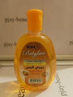RDL RDL BABY FACE Facial cleancer Papaya Extract(250ml)(MA)
