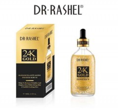 DR-RASHEL 24K GOLD Radiance & Anti-Aging Primer serum(100ml) (MA)