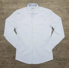OVER - D Mens Shirt (LIGHT BLUE) (S - XXL)