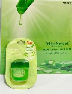 Miss Sweet cosmetic ALOE VERA LIP BALM (7G) (MA)