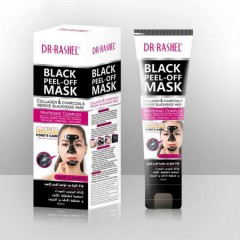 DR-RASHEL BLACK PEEL-OFF MASK  (60ml) (MA)