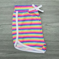 FREE STYLE Girls Short (MULTI COLOR) (2 Months)