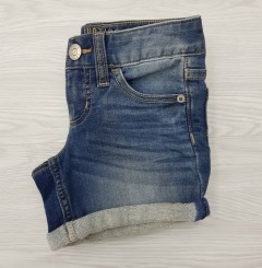 JUSTICE Girls Short (BLUE) (6 to 24 Years)