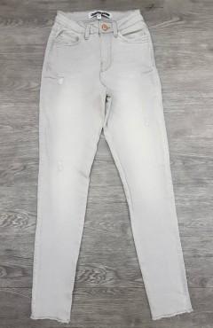 NOISY MAY Ladies Jeans (GREY) (M - L - XL)