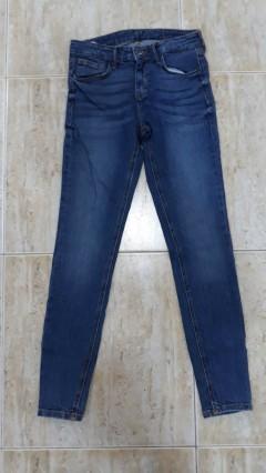 VENDOME Ladies Jean Pants (BLUE) (24 to 34)