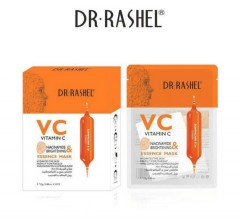 DR-RASHEL vitamin C essence mask (EACH PACK 5 PCS)(MA)