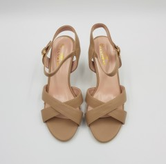 CLOWSE Ladies Shoes (KHAKI) (36 to 41)