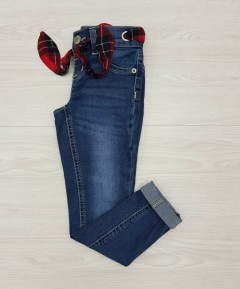 JUSTICE Boys Jeans (BLUE) (6 to 14 Years)