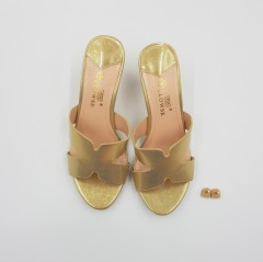 CLOWSE Ladies Shoes (GOLD) (36 to 41)