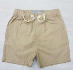 BASICS Boys Short (GREY) (2 to 8 Years)