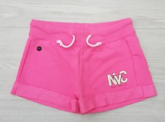 DECIMAS S.L.U Girls Short (PINK) (4 to 14 Years)