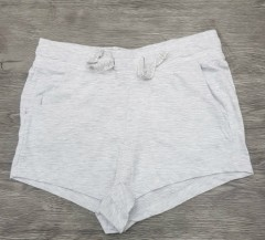 GENERIC Girls Short (GREY) (10 to 12 Years )