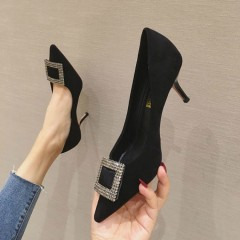 Ladies Shoes (BLACK) (36 to 38)