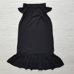 MIX DUET Ladies Turkey Dress (BLACK) (S - M - L)